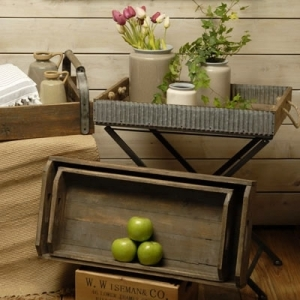 Farmhouse Decor | Bacon Basketware Limited